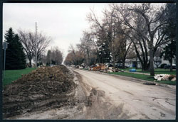 SHSND Responding to Grand Forks Flood 1997