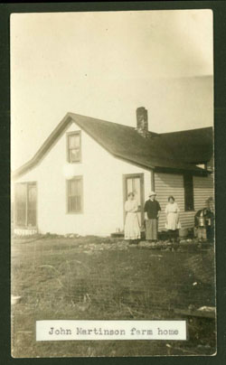 John Martinson Farm Home