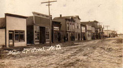 Main St. Steele ND