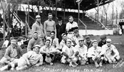 1915 Devils Lake Baseball Team