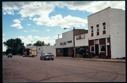 Downtown Anamoose ND