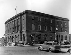 US Post Office & Court House, Minot ND 1940
