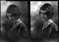 Marion Ringven, New Salem High School 1930