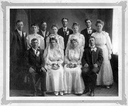 Double Wedding 07-12-1908