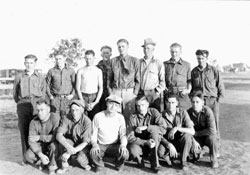 Men of CCC Company 2761, Langdon ND 1934