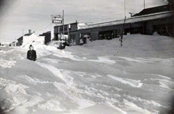 Main Street Flaxton ND 03-18-1943