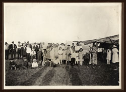 Non-Partisan League Picnic at Simonson Farm 1920