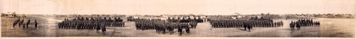 1st ND Infantry, Mercedes TX 1916