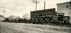 Mott Automobile Company, Mott ND 1915-1916