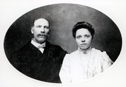 August and Mary (Kling) Beisigl