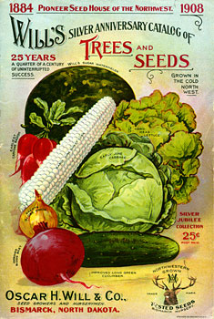 Will Seed Company Catalog 1908 cover