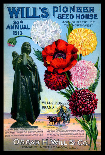 1913 Will's Seed Company Catalog Cover