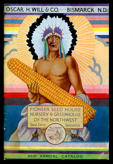 1929 Will's Seed Company Catalog Cover