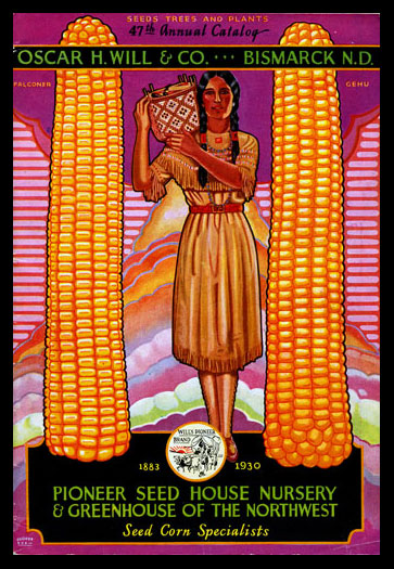 1930 Will's Seed Company Catalog Cover