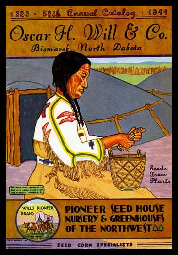1941 Will's Seed Company Catalog Cover