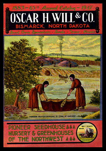 1947 Will's Seed Company Catalog Cover
