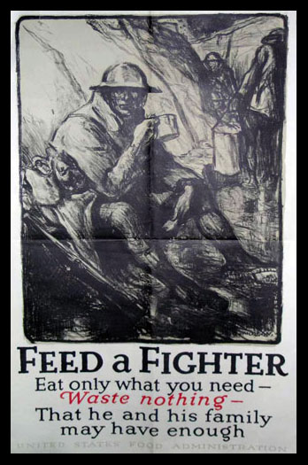 Feed a Fighter poster