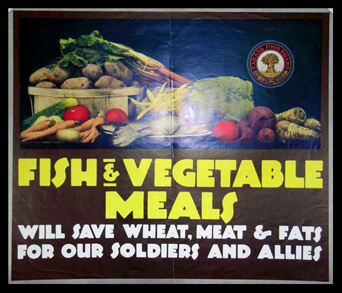 Fish & Vegetable Meals poster
