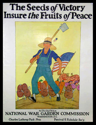 Seeds of Victory / Fruits of Peace poster