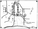 Fort Buford Plan Map 1893