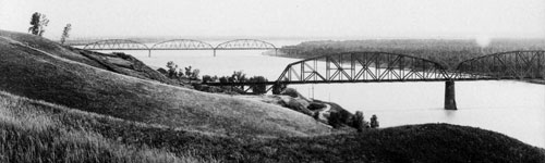 Bridges over Missouri, Bismarck ND