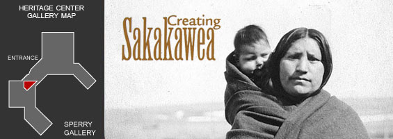 Sperry Gallery - Creating Sakakawea