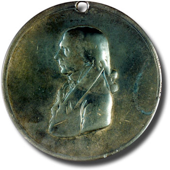 Madison Peace Medal