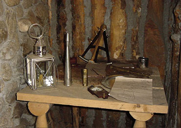 fort mandan navigation tools