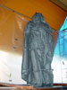 Sakakawea Statue in Rubber Mold