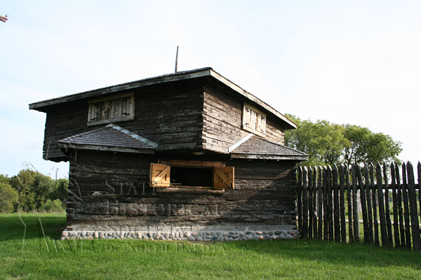 Fort Abercrombie State Historic Site -
