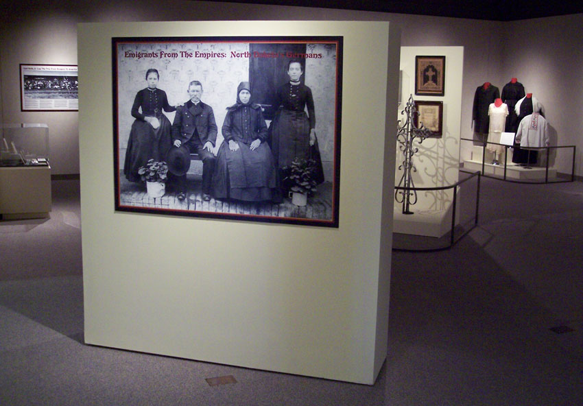 Temporary Exhibit: Germans