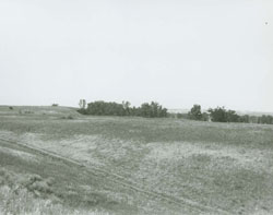 Site of Fort Clarck Trading Post