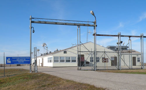 Ronald Reagan Minuteman Missile Site - History - State