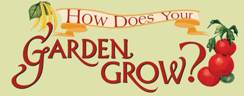 Gardening Exhibit Logo