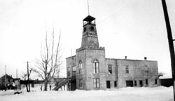 Pembina Old City Hall 1934