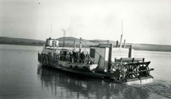 Pembina Steamboat