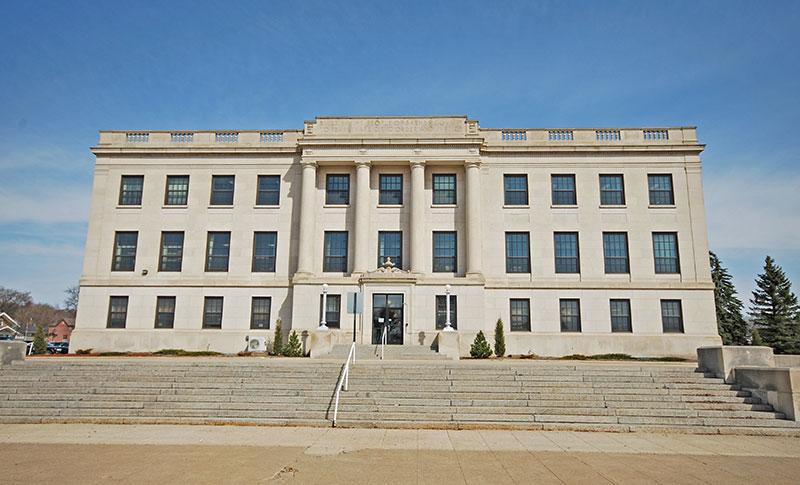 north dakota historic county courthouses historic preservation