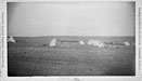 view of tents at Fort Pembina