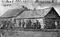 Post Office Pembina, DT 1863