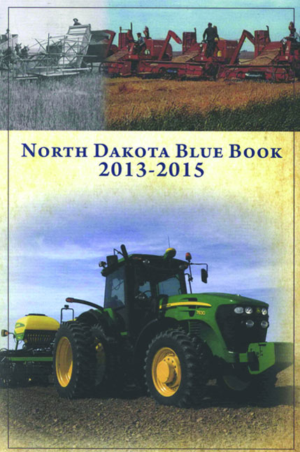 2013-2015 Blue Book Cover