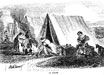 Metis camp, Harpers Weekly