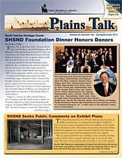Plains Talk Vol 42 Winter 2011