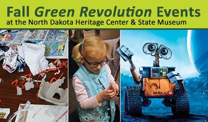 Fall Green Revolution Events