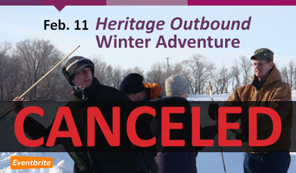 February 11 - Heritage Outbound Winter Adventure