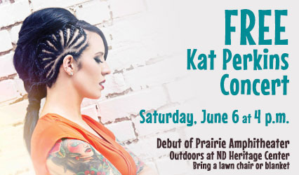 FREE Kat Perkins Concert