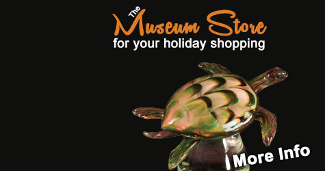 The Museum Store - for your holiday shopping