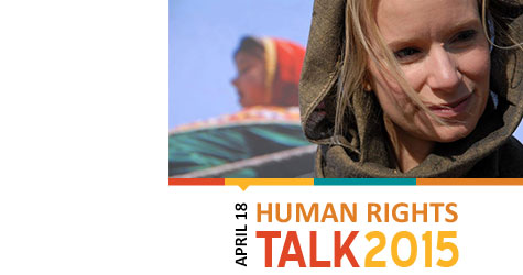 Human Rights TALK 2015