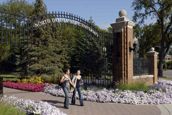 NDSU, Students & Gate