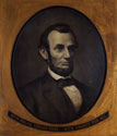 Lincoln Lithographic Print