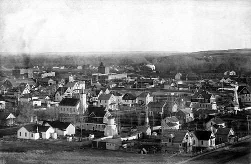 Mandan, ND 1907